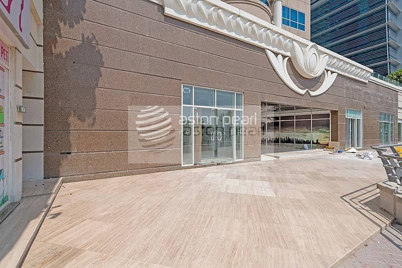 30 Lake View|Retail Space Available in Cluster O| JLT