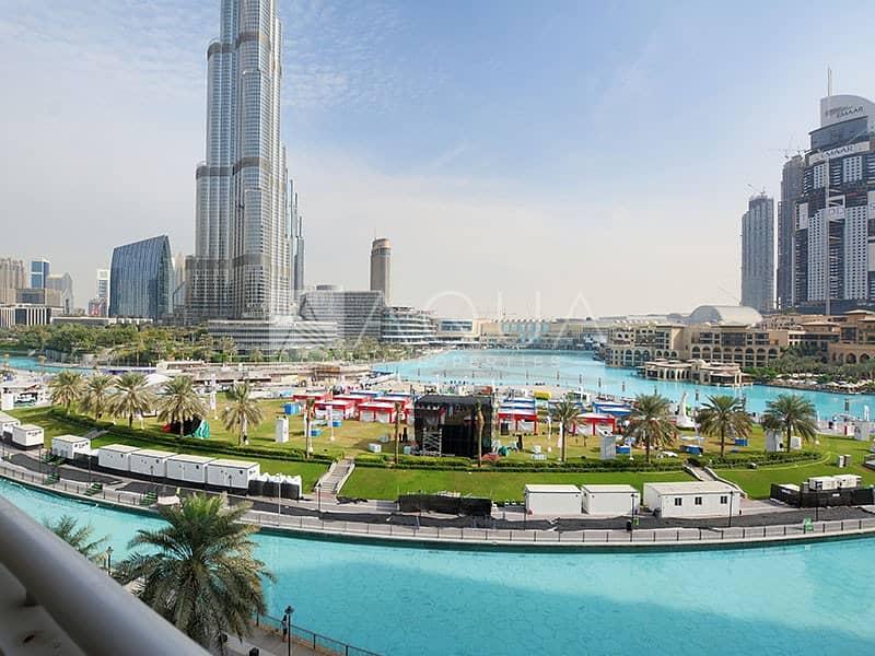 Full Burj Khalifa View | Stunning  | Furnished