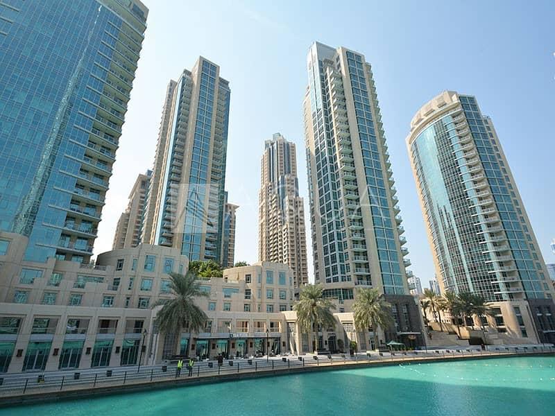 2 Full Burj Khalifa View | Stunning  | Furnished