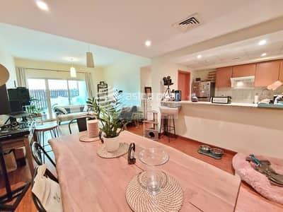 شقة 1 غرفة نوم للبيع في الروضة، دبي - Upgraded Ground Floor 1BR for Sale |with Courtyard