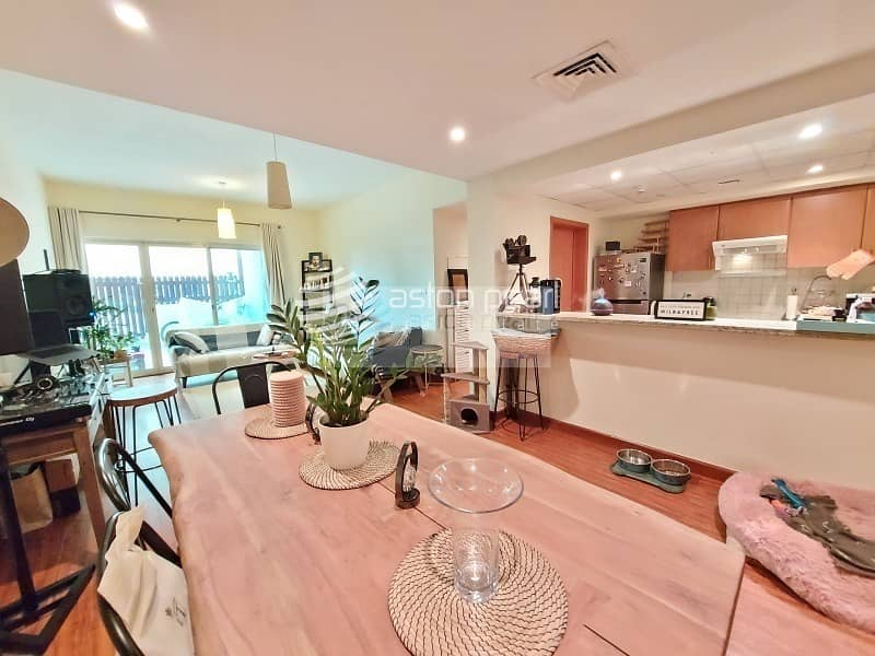 Upgraded Ground Floor 1BR for Sale  with Courtyard
