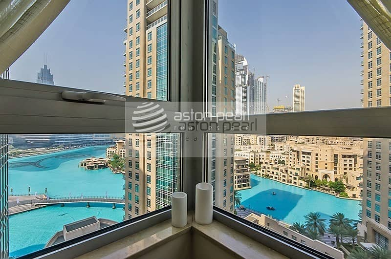 Price Reduced 1BR+S Fountain View The Residences 5
