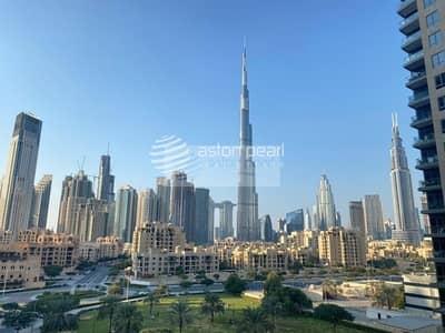 3 Bedroom Flat for Rent in Downtown Dubai, Dubai - Full Burj Khalifa View   Vacant   Chiller Free