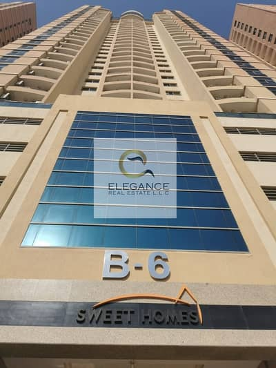 شقة 2 غرفة نوم للبيع في مدينة الإمارات، عجمان - 2 BED ROOM FOR SALE IN AJMAN