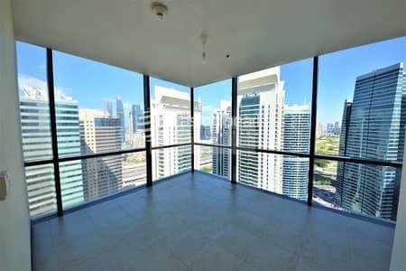 4 Bedroom Flat for Sale in Jumeirah Lake Towers (JLT), Dubai - 4 BR + Maids | Vacant  | Lake View | Big Apartment