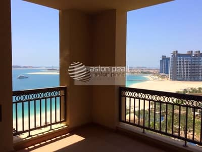 شقة 2 غرفة نوم للبيع في نخلة جميرا، دبي - E Type | Spacious 2 Bedroom Plus Maid |  Sea View
