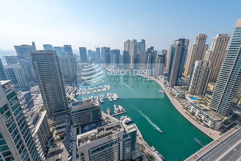 Great Location | 1 BR Furnished with Marina Views