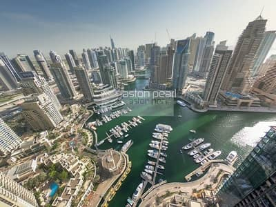 4 Bedroom Flat for Sale in Dubai Marina, Dubai - Genuine Listing| Lowest in the Market |Rare Layout