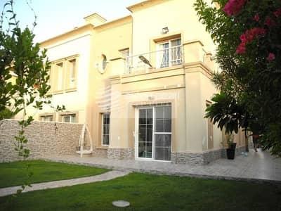 فیلا 3 غرف نوم للبيع في الينابيع، دبي - Upgraded Villa  |  Type 3E  | Vacant on Transfer |