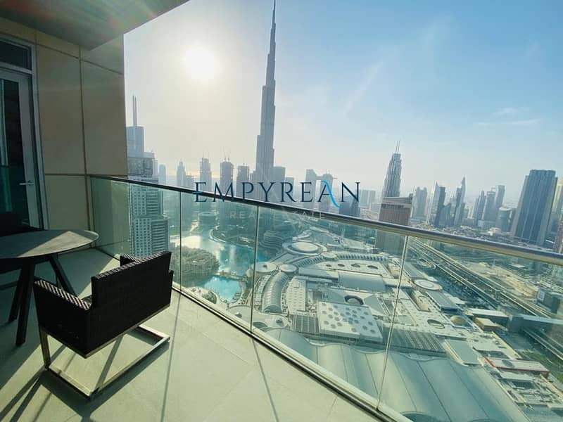 Sky Collection /Stunning Bur Khalifa-Fountain View/Fully Furnished