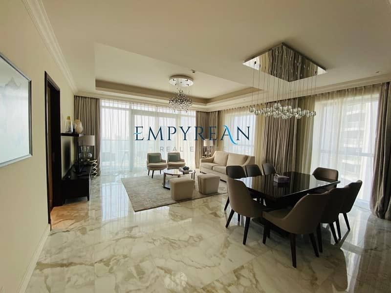 2 Sky Collection /Stunning Bur Khalifa-Fountain View/Fully Furnished