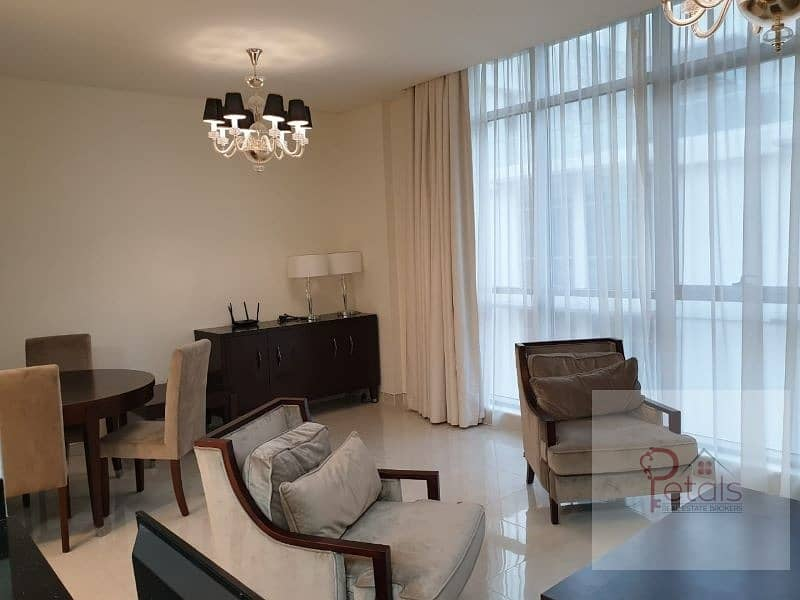2 Stunning 1 bedroom in Meydan Polo Residence