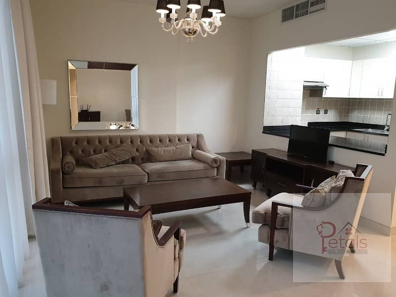 11 Stunning 1 bedroom in Meydan Polo Residence