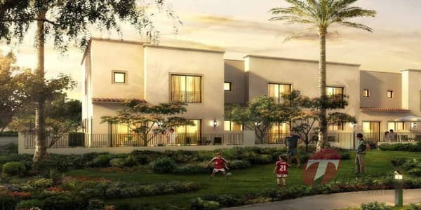 4 Bedroom Townhouse for Sale in Dubailand, Dubai - Genuine Resale|Best Deal|Spacious Layout