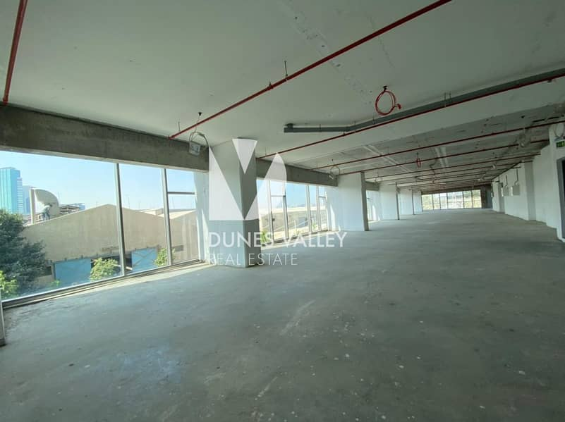 Spacious Office and Showroom for rent