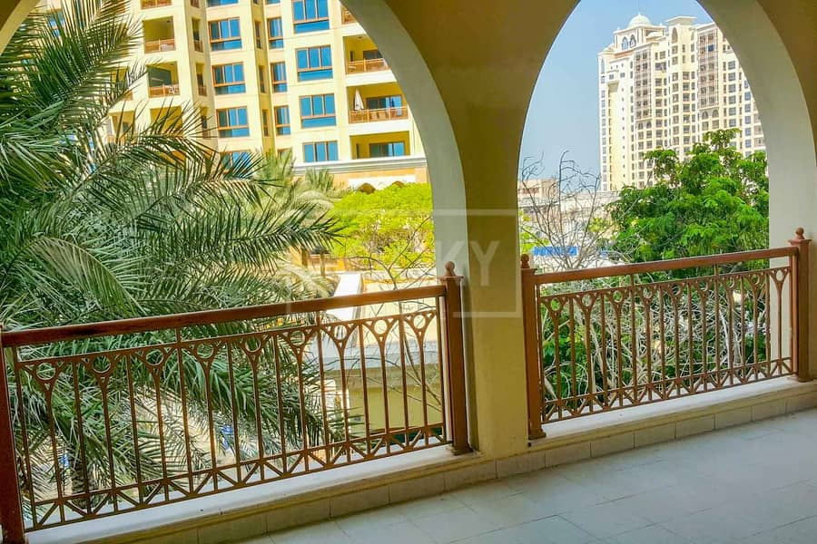 2 2-Bed | Equipped Kitchen | Palm Jumeirah