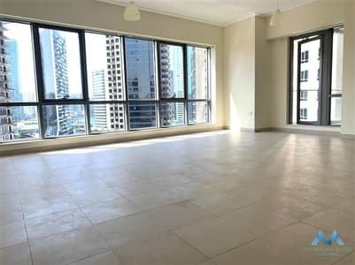 فلیٹ 2 غرفة نوم للايجار في وسط مدينة دبي، دبي - 2BHK furnished kitchen closed to Dubai mall