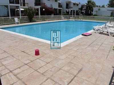 3 Bedroom Villa for Rent in Jumeirah, Dubai - Beautiful 3 Bed+Maids Villa With Shared Pool & Garden.!