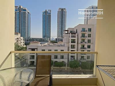 1 Bedroom Flat for Sale in The Greens, Dubai - Furnished |Vacant |High Floor |Vastu Compliant