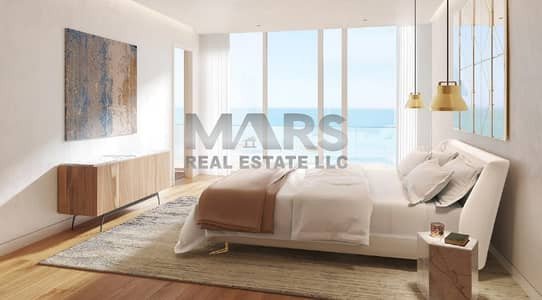 4 Bedroom Apartment for Sale in Saadiyat Island, Abu Dhabi - Beachfront Community luxurious 1Bedroom With Best Payment Plant