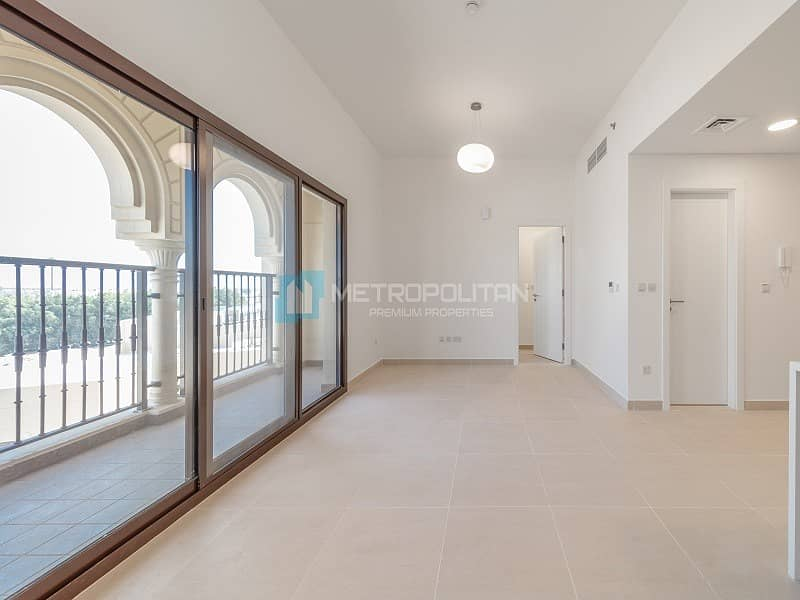 Brand New 1 BR | Tower D | High Quality finishing