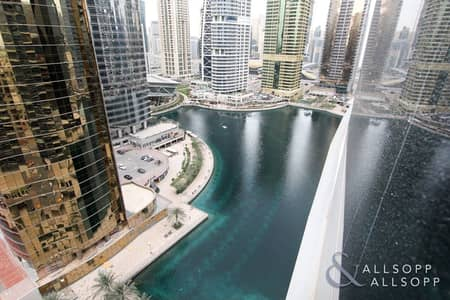 Studio for Rent in Jumeirah Lake Towers (JLT), Dubai - Studio Apartment | Lake View | Chiller Free