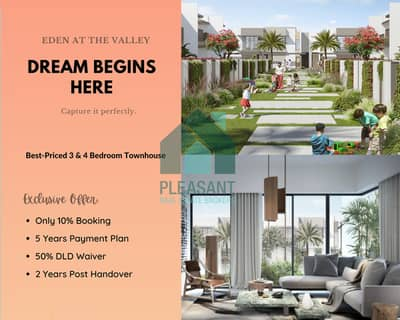 Own Your Dream Home in The Valley | Best Price | VIP |