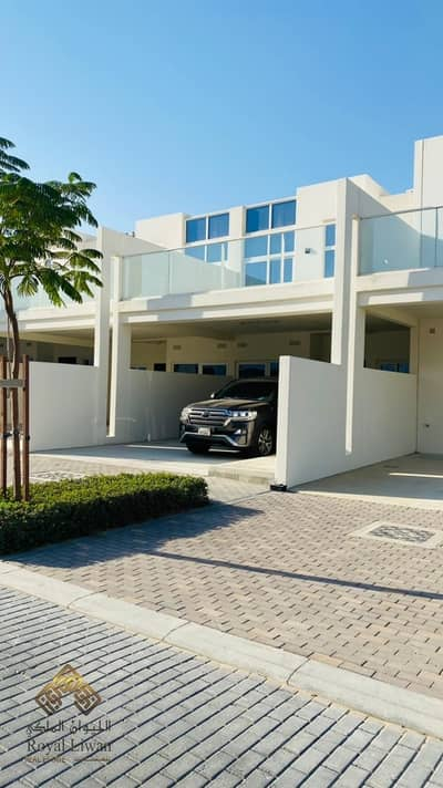 3 Bedroom Townhouse for Sale in Akoya Oxygen, Dubai - FULLY FURNISHED 3BR VILLA CASABLANCA
