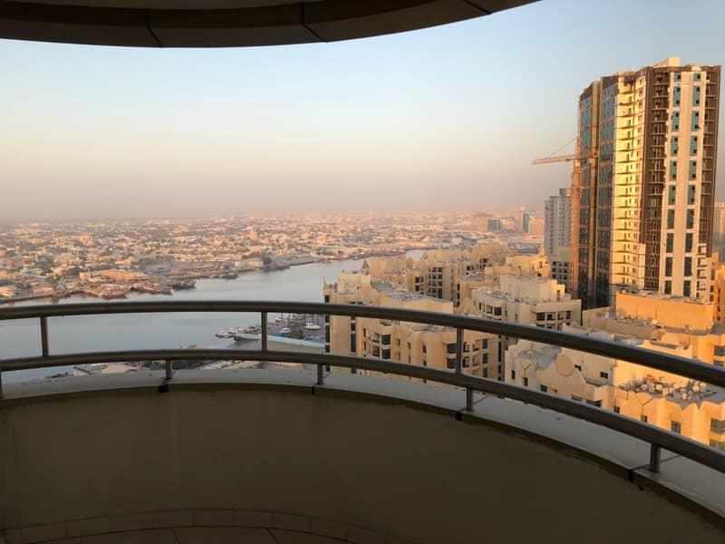 شقة في أبراج الهورايزون عجمان وسط المدينة 2 غرف 29000 درهم - 5018218