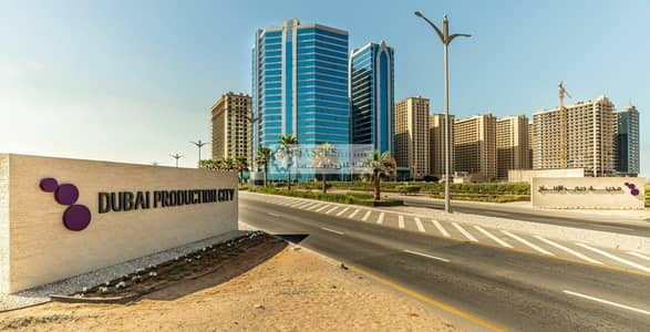 Plot for Sale in Dubai Production City (IMPZ), Dubai - Freehold Customisable Plots for Sale| Residential & Retail usage