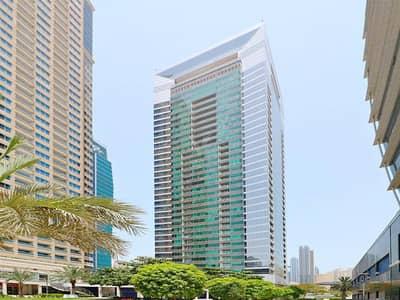 شقة 1 غرفة نوم للايجار في أبراج بحيرات الجميرا، دبي - Vacant 1BR | Madina Tower | Good Location