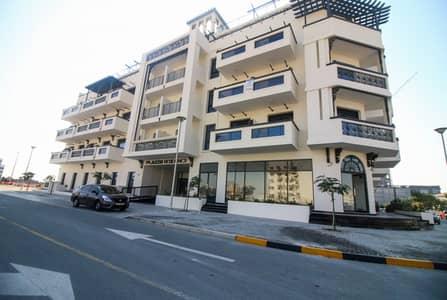 شقة 2 غرفة نوم للبيع في مثلث قرية الجميرا (JVT)، دبي - 2 Bed | Maids Room Wooden Flooring  Private Garden