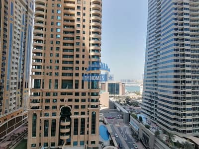 1 Bedroom Apartment for Rent in Dubai Marina, Dubai - Furnished 1BR /  City View /  Perfect Location