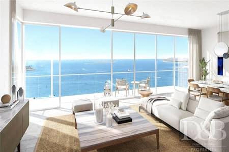 بنتهاوس 4 غرف نوم للبيع في جميرا بيتش ريزيدنس، دبي - Full Sea & Palm Views | Private Beach Access