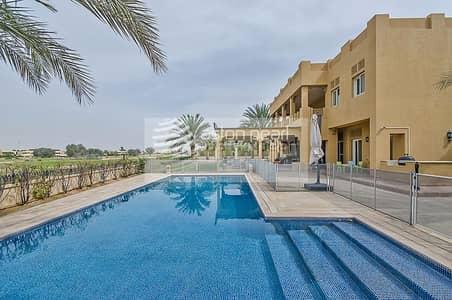 فیلا 7 غرف نوم للبيع في المرابع العربية، دبي - Upgraded 7 Bed || Type 12 || Full Golf Course View