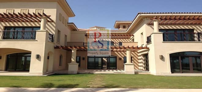 5 Bedroom Villa for Rent in Saadiyat Island, Abu Dhabi - Luxurious 5 Bedroom villa with Pool