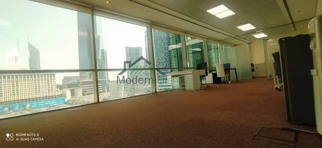 مکتب  للايجار في مركز دبي المالي العالمي، دبي - Stunning |  Fitted Office  | semi Furnished  | Liberty House DIFC