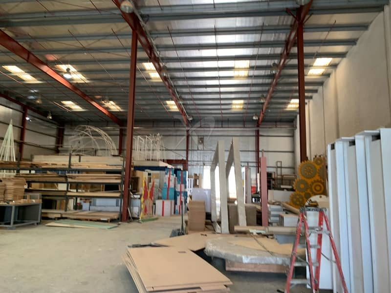 2 Amazing Layout and Location   Fully Secured Warehouse in IMPZ