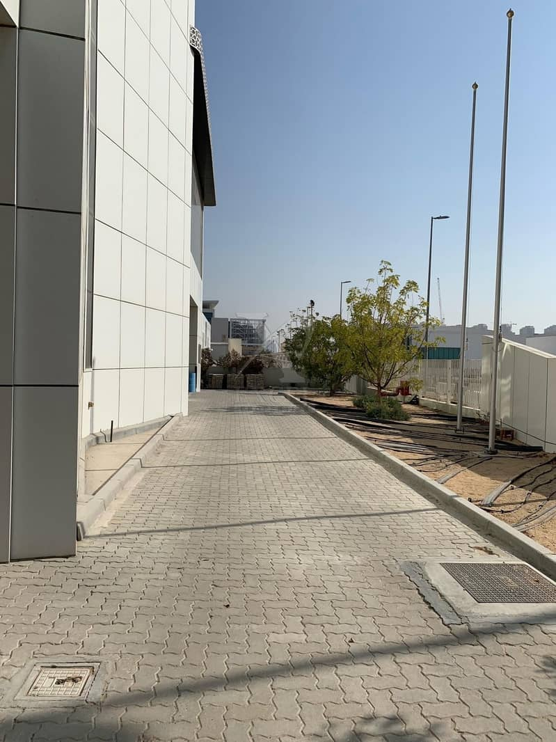 14 Amazing Layout and Location   Fully Secured Warehouse in IMPZ