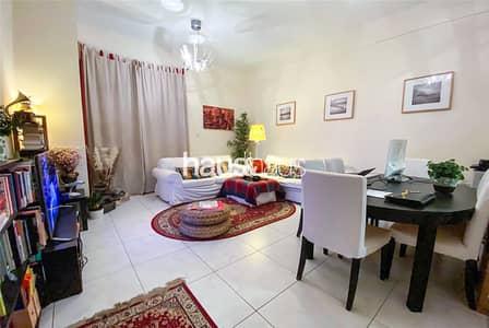 فلیٹ 1 غرفة نوم للبيع في دبي مارينا، دبي - 1 Bed | Close To Metro | Large Balcony