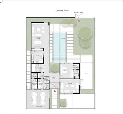 فیلا 5 غرف نوم للبيع في الجادة، الشارقة - 6