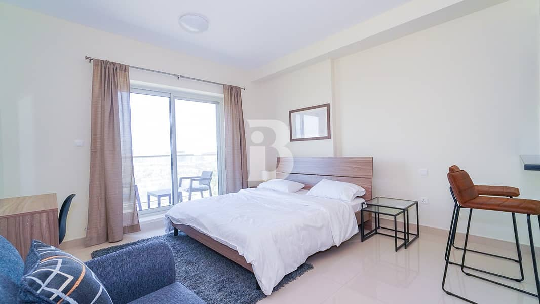 2 Brand New | Studio Apartment | Golf View