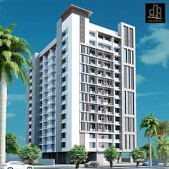 Pay 1 % monthly only | 3 Bedrooms with Balcony | Payment Plan Available