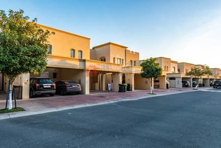 2 Bedroom Villa for Sale in The Springs, Dubai - Type 4M | 2 Bedrooms + Study | Single Row - Vacant