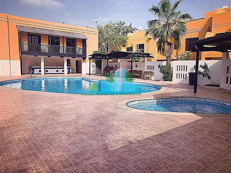 AMAZING 5 Bedrooms Villa with Maid|Garden|Facilities