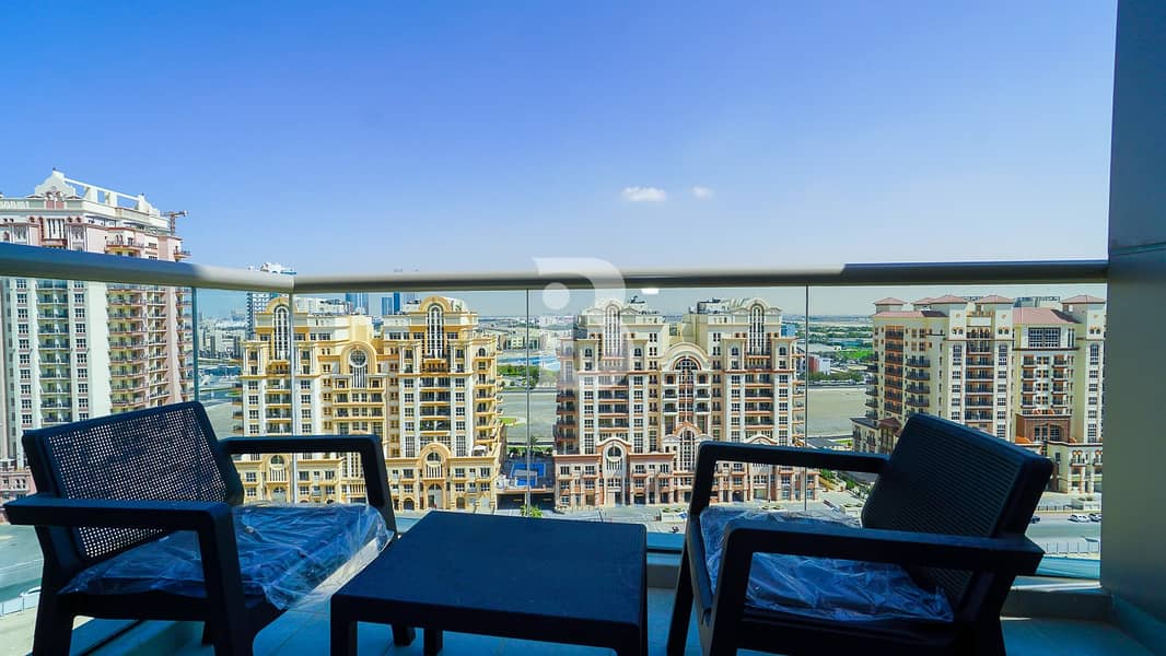 Brad New | Fully Furnished | Amazing View