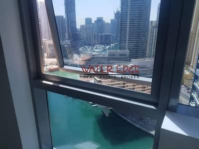 1 Bedroom Apartment for Rent in Dubai Marina, Dubai - Marina View | Kitchen Appliances | Balcony
