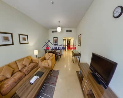 فلیٹ 1 غرفة نوم للايجار في القوز، دبي - BIGGEST SIZE 1 BED | PAY MONTHLY 4300/- AED ONLY | FURNISHED APARTMENT