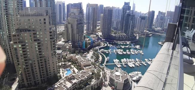 2 Bedroom Apartment for Sale in Dubai Marina, Dubai - FULL  MARINA VIEW   NO AGENCY FEE