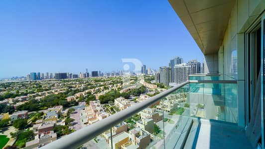 1 Bedroom Apartment for Rent in Dubai Sports City, Dubai - Brand New Building | Golf View | 2 Balconies